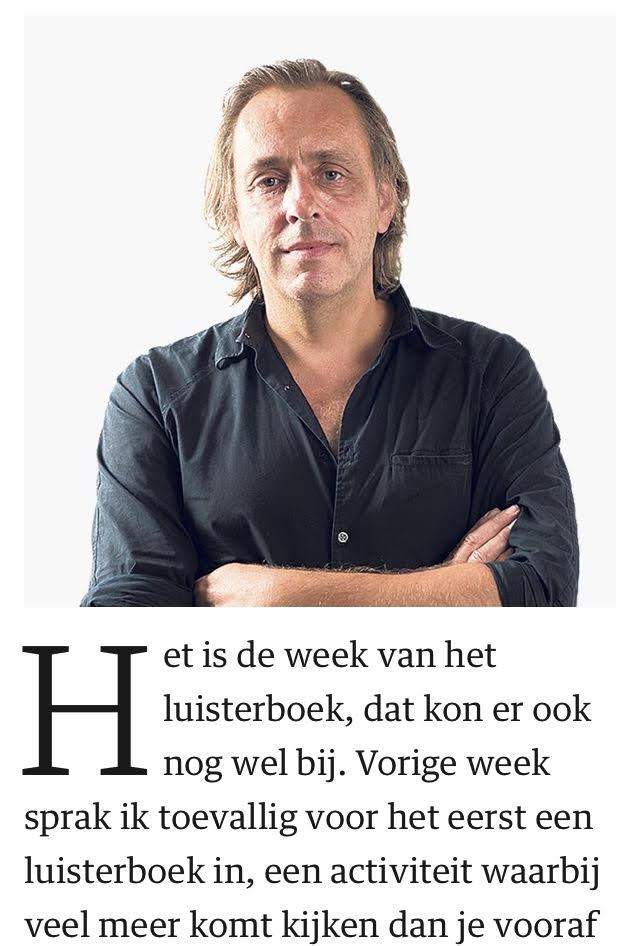 Marcel van Roosmalen NRC Dieuwertje