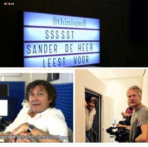 Sander de Heer interview NOS